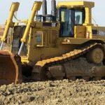 כלי הנדסי כבד לעבודות עפר